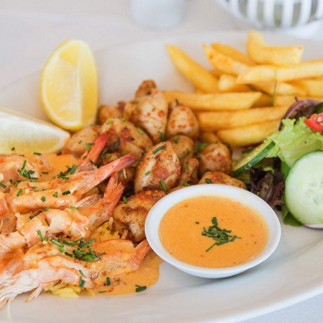 Jack Salmon Fish & Grill