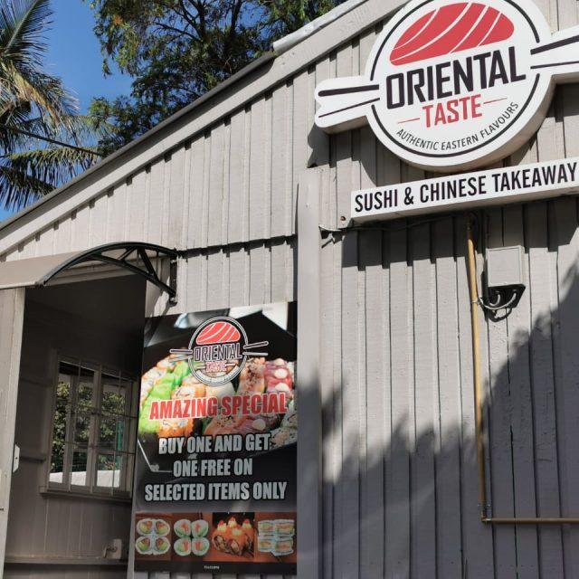 Oriental Taste Chinese & Sushi Takeaway
