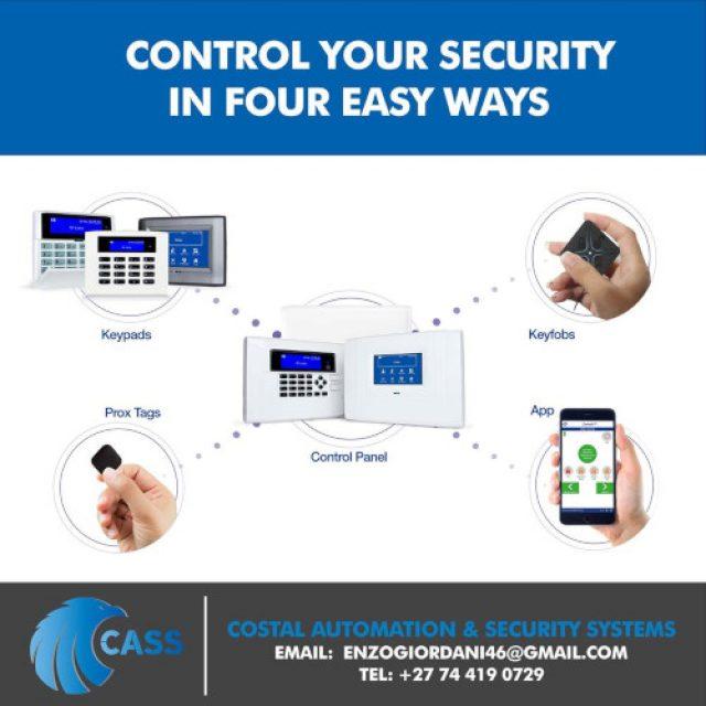 Coastal Automation & Security Systems