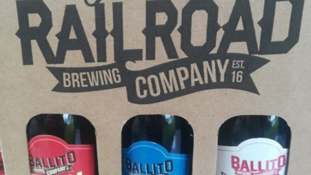 The Great Railroad Brewing Company